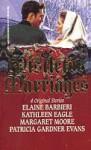Mistletoe Marriages - Elaine Barbieri, Kathleen Eagle, Patricia Gardner Evans, Margaret Moore