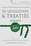 Key Statutes: Eu Legislation & Treaties - Karen Davies