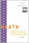 The Heath Anthology of American Literature: Contemporary Period (1945 To The Present), Volume E - Paul Lauter, Richard Yarborough, John Alberti, Mary Pat Brady, Jackson R. Bryer