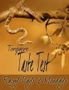 Taste Test: Rainy Days and Mondays - Lorna Hinson, Taylor Lochland, G.R. Richards, Mercy Loomis
