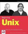 Beginning Unix - Paul Love, Joe Merlino, Jeremy Reed, Craig Zimmerman, Paul Weinstein