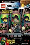 LEGO Ninjago #9: Night of the Nindroids - Greg Farshtey, Jolyon Yates