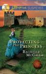 Protecting the Princess - Rachelle McCalla