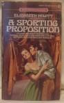 Sporting Proposition - Elizabeth Hewitt