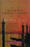 Death In A Strange Country (A Commissario Guido Brunetti Mystery) - Donna Leon