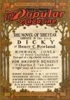 Pulp Classics: The Popular Magazine (November 7, 1916) - Henry C. Rowland, B.M. Bower, Henry de Vere Stacpoole