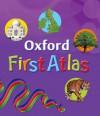 Oxford First Atlas - Patrick Wiegand, Helen Margetts, Perri 6