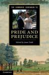 The Cambridge Companion to 'Pride and Prejudice' (Cambridge Companions to Literature) - Janet Todd