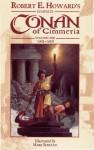 Robert E. Howard's Complete Conan of Cimmeria - Vol. 1 (1932 - 1934) - Robert E. Howard, Mark Schultz