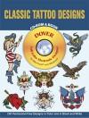 Classic Tattoo Designs CD-ROM and Book - Eric Gottesman