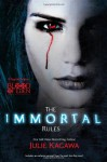 The Immortal Rules (Audio) - Julie Kagawa