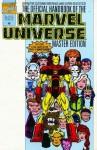 Essential Official Handbook of the Marvel Universe - Master Edition, Vol. 2 - Len Kaminski, Mark Gruenwald, Jamie Tost, Glenn Herdling, Peter Sanderson, Murray Ward, Keith Pollard