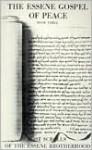 Essene Gospel of Peace, Bk 3: Lost Scrolls of the Essene Brotherhood - Edmond Bordeaux Szekely