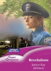 Mills & Boon : Revelations (Count on a Cop) - Janice Kay Johnson