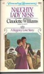 Naughty Lady Ness - Claudette Williams