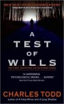 A Test Of Wills - Charles Todd