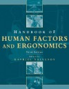Handbook of Human Factors and Ergonomics - Gavriel Salvendy