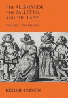 The Allemande and the Tanz - Richard Hudson