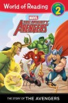 Mighty Avengers: Story of The Mighty Avengers (Level 2), The (World of Reading) - Marvel Press