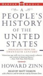 A People's History of the United States (Audio) - Howard Zinn, Matt Damon