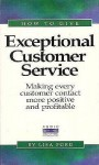 How to Give Exceptional Customer Service - Lisa Ford