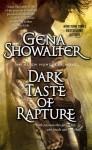 Dark Taste of Rapture (Alien Huntress Series #6) - Gena Showalter