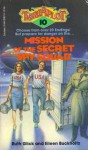 Mission of the Secret Spy Squad - Ruth Glick, Eileen Buckholtz