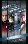 Star Trek The Next Generation/Doctor Who: Assimilation Vol. 1 - Scott Tipton, David Tipton, J.K. Woodward, Tony Lee