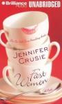 Fast Women - Sandra Burr, Jennifer Crusie