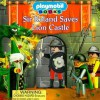 Sir Roland Saves Lion Castle [With Removable Figure] - Stella Maidment, Paul Amesbury