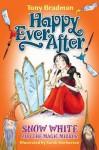 Snow White and the Magic Mirror - Tony Bradman, Sarah Warburton