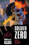Stan Lees Soldier Zero #8 Cover A - Andy Lanning Dan Abnett, Javier Pina