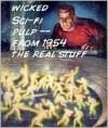 Wicked Sci-Fi Pulp - Philip K. Dick, Clifford D. Simak, F.L. Wallace, Chet Dembeck