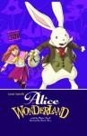 Graphic Revolve: Alice In Wonderland - Martin Powell