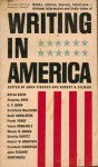 Writing in America - John Fischer, Robert B. Silvers