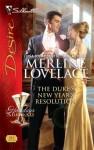 The Duke's New Year's Resolution - Merline Lovelace