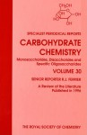 Carbohydrate Chemistry - Royal Society of Chemistry, Royal Society of Chemistry, R Blattner, R H Furneaux, P C Tyler, R H Wightman