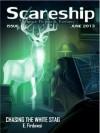 Scareship #10 - Rick Hollon, Colin Grubel, Robin Wyatt Dunn, Katherine Garrigan, E. Firdawsi, Al Lukehart