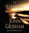 The Testament - John Grisham, Henry Leyva
