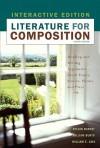 Myliteraturelab Student Access Code Card for Literature for Composition, Interactive Edition (Standalone) - Sylvan Barnet, William E. Burto, William E. Cain