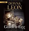 The Golden Egg: A Commissario Guido Brunetti Mystery - David Rintoul, Donna Leon