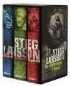 Die Millennium Trilogie - Stieg Larsson, Wibke Kuhn