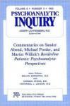 Psychoanalytic Inquire V8 #3 - Melvin Bornstein, Joseph D. Lichtenberg, Norman Atkins, Nathaniel J. London