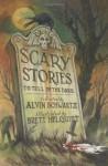 Scary Stories to Tell in the Dark - Alvin Schwartz, Brett Helquist