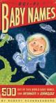 Sci-Fi Baby Names - Robert Schnakenberg