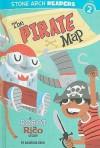 The Pirate Map: A Robot and Rico Story - Anastasia Suen, Tod Smith
