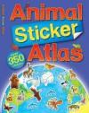 Animal Sticker Atlas - Anthony Lewis