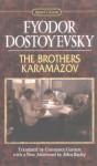 The Brothers Karamazov - Fyodor Dostoyevsky, Constance Garnett, Manuel Komroff, John Bayley
