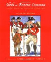 Sleds on Boston Common: A Story from the American Revolution - Louise Borden