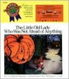 The Little Old Lady Who Was Not Afraid of Anything Book and Tape [With Book] - Linda D. Williams, Megan Lloyd